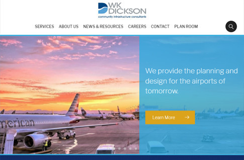 WK Dickson Website