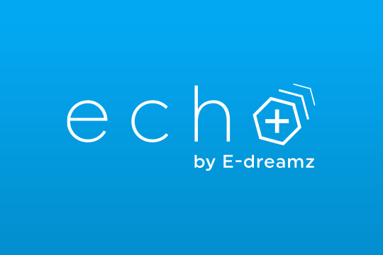 Echo by E-dreamz logo