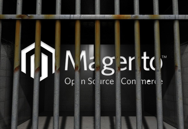 Jailed by Magento