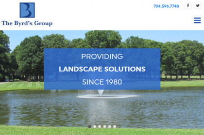 The Byrd's Group Website