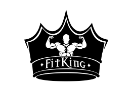 FitKing - logo
