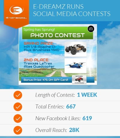 Dollar Hobby Photo Contest