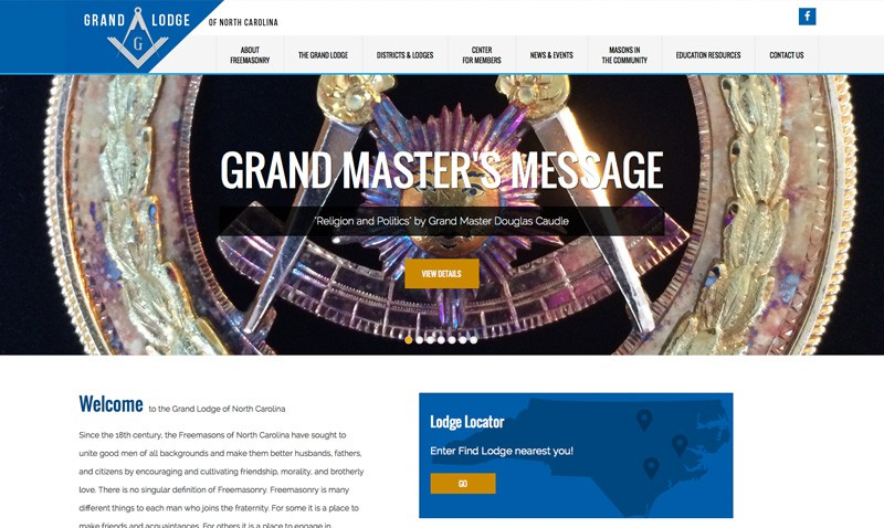 Grand Lodge Website