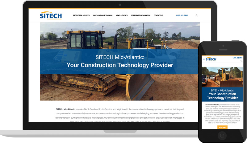 Sitech Website